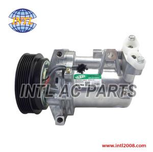 CALSONIC CR12Sc AUTO AC COMPRESSOR FOR RENAULT /DACIA Sandero 1.5 8201025121 8200816362