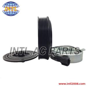 AC Calsonic CWV615M FOR Nissan X-Trail L4 2.5L 2.0 2004-2006 Compressor Clutch 92600AU01A 92600AU010 92600AU000 3K61045010