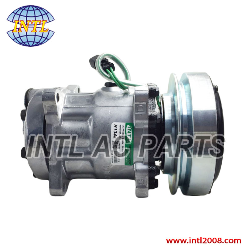 4658 8109 4640 A//C Compressor w//Clutch for Sanden 4479 NEW