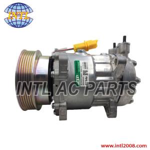 Compressor SD7V16 PV6 for Citroen / Peugeot /Fiat 6453NJ 6453NH 9642800780