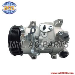88320-02500 88310-1A730 88310-02500 Denso 6SEU14C for Corolla Matrix Scion XB Lexus LS Car 12V dc Air Conditioning AC Compressor