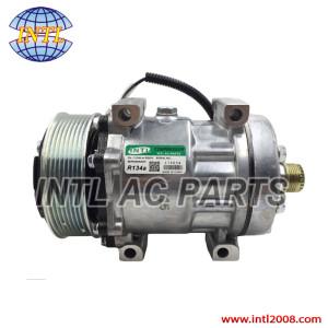 PV8 CLUTCH Sanden A/C Compressor pump w/clutch SD 7H15 UNIVERSAL auto AIR CON KOMPRESSOR