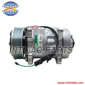 Four Seasons 68162 SD7H15 Sanden 7H15 FLEX-7 AC air conditioning compressor for universal use sanden 4866 PV8 42514500 47515000 4251-4500 4751-5000