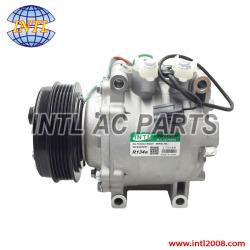 China auto ac compressor  factory TRSA09 TRS090 ac compressor for Honda Jazz Fit City 5pk 38800-REA-Z013 38800REAZ013 SANDEN 3624 3626 CO 3626AC