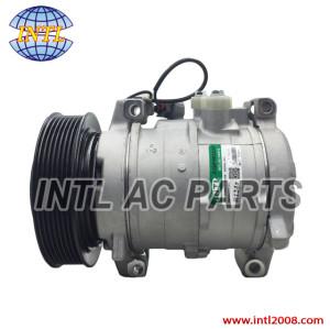 Denso 10S17C-7PK-138MM  car a/c compressor applicable for Honda Accord 2.0 2.4 38800-RAA-A01 38810-RBA-006 447220-4863 447180-4676 TSP01554  China manufacturer