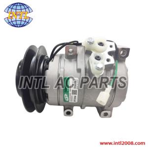 Denso 10S15C air con ac compressor Isuzu Forward Truck /Giga/Borneo 2006- China manufacturer 447220-5061 247300-4620 247300-4090 1-83532329-0 447190-5260