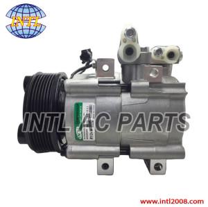 China factory HS-18 air Con AC compressor for Kia Sorento 02 ~06 97701-3E350 977013E350 HCC HS-18 Kia Sorento COMPRESSOR