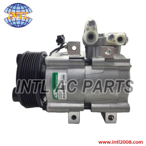 China factory HS-18 air Con AC compressor for Kia Sorento 02 ~06 97701-3E350 977013E350 HCC HS-18 Kia Sorento COMPRESSOR