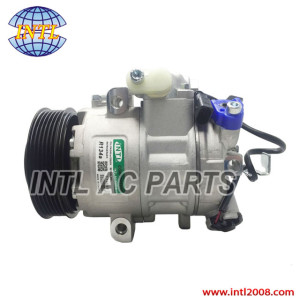 manufacture in China 6Q0820808 6Q0820808A 6Q0820808C 6Q0820808D 6Q0820808 Denso 6SEU12C/6SEU14C auto ac compressor for AUDI/VW POLO/SKODA/SEAT