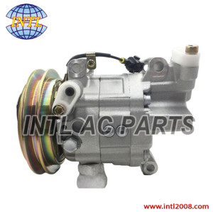 Calsonic DKV11G-1GR-135mm  Air con a/c compressor for Nissan X-Trail 2.2 D 92600-5M30A 92600-ES60A 92600-5M301 506021-5421 2K432-45010 China factory