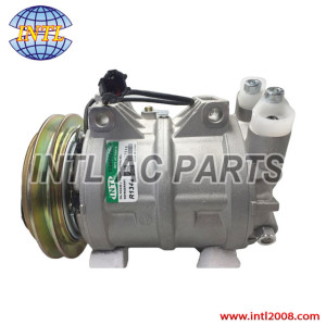 AC Compressor DKS17CH-1GA-135mm   pulley for Nissan Frontier PICK UP D22 /NAVARA D40 92600-VL30A 506012-0341 92600-VK510 92600-VK500