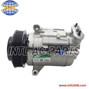 Air Pump Compressor A/C for Genuine Vauxhall Insignia 08-15 1.8 petrol For Chevrolet Cruze Orlando V5 557805030 13271258