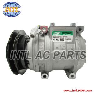 10PA15C Auto ac (a/c) compressor China produce for KIA SPORTAGE 1994-2003 / TOYOTA PICKUP 4cyl 1889-1995 OEM#0K01B61450C