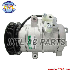 AC A/C Compressor Assembly Denso 10S17C for Chrysler 300/ Dodge Magnum 2.7/Charger 3.5 2003- 55111034AA 55111034AC 4596490AC CO 30002C R5111034AB RL111418AC Four Seasons 157352 97309 98309