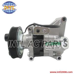 Matsushita air a/c compressor Mazda 2 1.3 Mazda2 demio metro 1.3 1.5 2007-2012 China supplier V09A1AA4AK D651-61-K00C D651-61-450G D651-61-450H D651-61-K00A