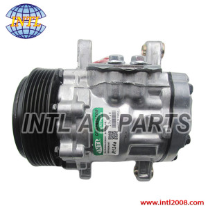 SD7176 Sanden 7B10 SD7B10 7176 Air Con auto A/C Compressor Universal PV6 112MM (Replaces 7512769) OPEL/VOLKSWAGEN 1985-2008 China factory