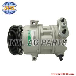 Auto Compressor DENSO 5SL12C Fiat Fiorino 1.3 Opel Astra Corsa 1.2 1.3 1.7 CDI China factory 5E527-5400 4471905550 4471905551 4471500071