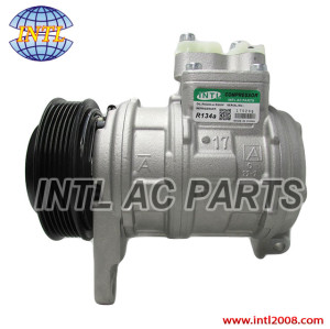 DENSO 4677144AB 4677144 RL677144AB 4677156AB AC air compressor for 97-00 Chrysler Town & Country 3.8L /Voyager 3.0 3.3 95-01/Dodge Caravan 3.8 3.3 96-00 CO 23003C
