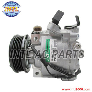 Compressor QS90 2013 Chevrolet onix cobalt spim/Sonic 1.8 AKT200A415 AKT200A408 AKT011H403F