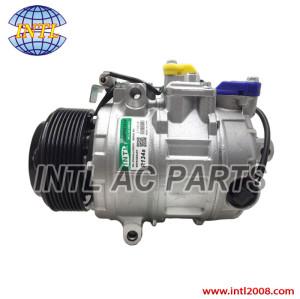 Auto air compressor DENSO 7SEU17C for BMW 335i/ 435i/ 535i/ 640i/ 740i/ X5/ X6 64529217868 447160-3480 8FK 351 111-101
