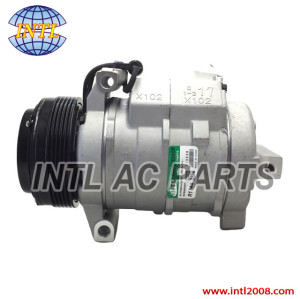 denso 10S17C-5PK-110MM  A/C Compressor used for 2000-2006 BMW X5 /Range Rover L322 3.0i 3.0d diesel /4.4i petrol 64526921650 64528377067  auto manufactory air conditioner
