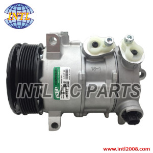 Denso 6SEU16C China factory A/C AC Compressor for Dodge Avenger Chrysler Sebring 55111408AC 55111410AD 447190-6863 CG447150-0751 447190-6862