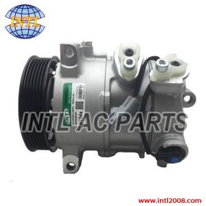Made in China 6SEU16C Dodge Caliber SE SXT 2.0L 2.4L 1998CC 2360CC 2009-2012 ac Compressor ar condicionado compresor 4S 157388 5512470