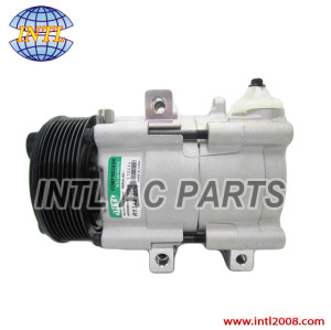 Ford FS10  AC compressor  F7LZ19V703BA YCC213 5U2Z19V703CD CO 101490C  fit for   1997-2005 FORD Econoline / Expedition  /Navigator   China production