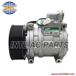 Denso 10PA15C auto ac compressor for mercedes MB BENZ Trucks Actros 11PK A5412301111 A6161301015 6161301015 A0002340811
