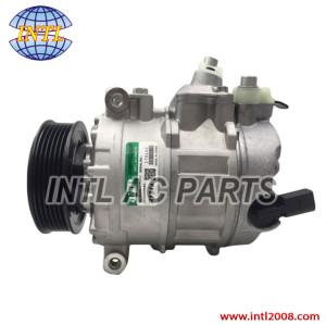 DENSO 6SEU14C Car AC Compressor for VW AMAROK TRANSPORTER MULTIVAN 2.0 TDI 7E0820803J 447150-2603 JP6SEU14CND1