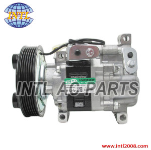 air ac conditioning compressor Mazda 3 1.3 1.6 2003-2009 6pk kompressor made in China BP4K-61-K00 H12A1AG4DY H12-A1A-G4DY BP4K-61-K00B BP4K61K00A BP4K61K00B