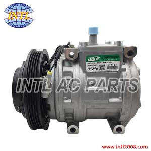Denso 10PA15C auto air conditioning car ac a/c compressor for Mitsubishi Jeep 4PK