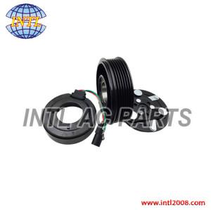 clutch pulley for JAGUAR XF 6PK 110MM