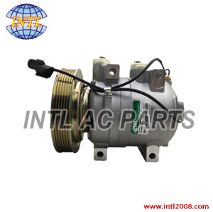 DKV14C Daewoo Ssangyong Korando/Daewoo Chevrolet Musso AC compressor 2.3 1999 6611303110 6611303115 6611303615 6641202115 6642300011