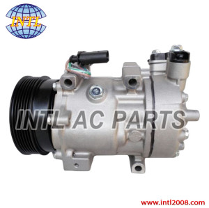 Sanden SD7V16 Auto air conditioning car ac compressor for Ford Galaxy 2M2H19D629AA 2M2119E553AA 1149431 1149454
