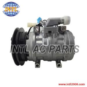 10p15 10P15C Auto air conditioning car A/C Compressor for bandeirante / jacto uniport