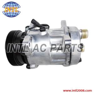 Compressor SD7H15 7882 for Fiat Ducato 2.5 D TD 2.8D TD 1994-2002/IVECO DAILY 2.8 /CITROEN JUMPER 98462134 5144070100 71721757