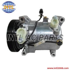 China supply Seiko Seiki Auto Ac Compressor For Suzuki Ignis/Jimny /Wagon/Swift/ Holden Cruze 1.5 petrol 00-06 95201-69G20 95201-69GC0 95201-65GCO 95201-69G00