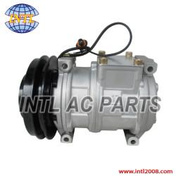 China factory Klimakompressor Auto ac (a/c) compressor 10PA17C for John Deere Tractors / Combines oem#42511-09682-0