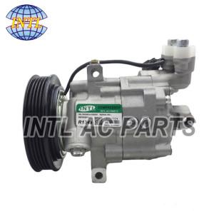 Car AC Compressor for NISSAN MARCH AK12 NK12 BK12 92600-AX010 92600-AX020 946021-7342 506021-6521 506021-7340 506021-7341