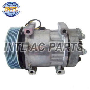 Air conditioning A/C COMPRESSOR w/Clutch for Sanden 4493 4733 4892