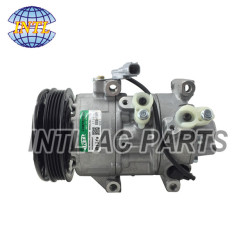 DENSO 5SE11C 88310-5248 883105248 88310-52481 8831052481 auto ac air conditioning compressor for Toyota YARIS 1.5L 2006-2012 4pk (compressor manufacturer)