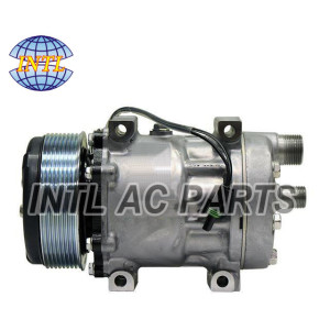 Sanden 4046 4121 4545 Air conditioning Car a/c Compresor w/clutch 87649534