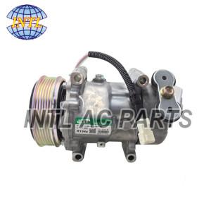 6453EN 6453JH 9635587780 Sanden 6V12 1421 SD6V12 Citroen Xsara coupe Picasso car ac compressor Peugeot 206 406 807 Expert air con pump kompressor
