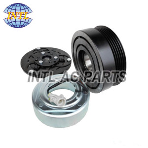 Auto Car AC Compressor Magnetic Clutch for Suzuki Grand Vitara II 2.0 95200-64JB0 95200-64JB1 95200-64JBO