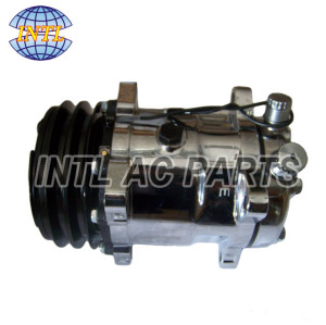 Universal sanden 508 5H14 air conditioning AC compressor SD508 5H14 With clutch PV2