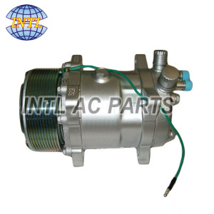 Universal air conditioner a/c compressor SANDEN SD5H14 508 12V