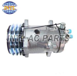 New Ac Compressor Sanden SD510 5H16 5742 9108 9118 9120 1690711M1 A177068