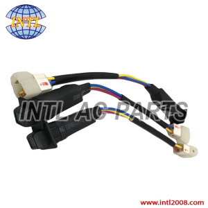 Front Single AC Switch SQUARE 12V