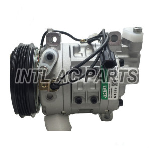 Nissan Sunny/Sentra AC Compressor DKV11D-4PK139mm compressor 1996 92600-0M004 926000M004 506221-1671 5062211671 air con compresores China factory